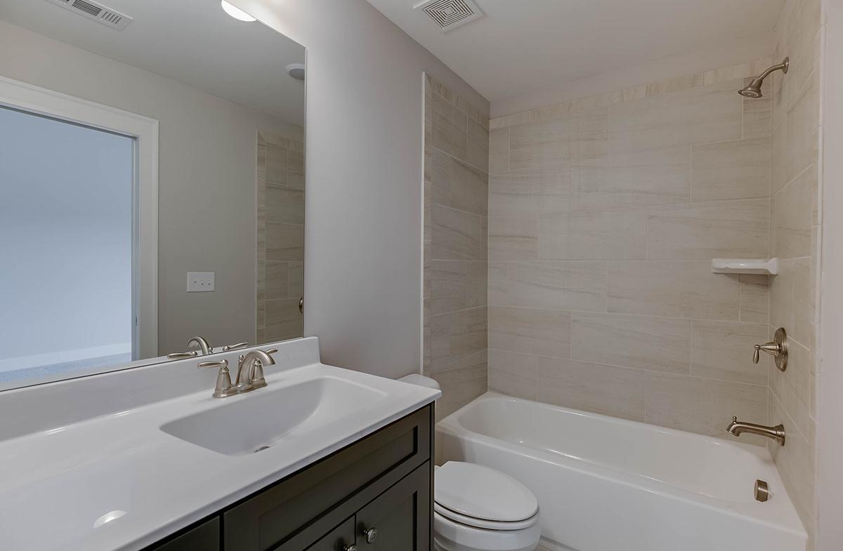 Bathroom featured in the Reynard at Montebello By SR Homes in Atlanta, GA