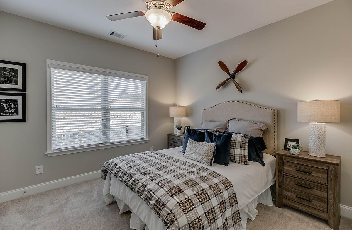 Bedroom featured in the Sagecrest at Brentford Station By SR Homes in Atlanta, GA