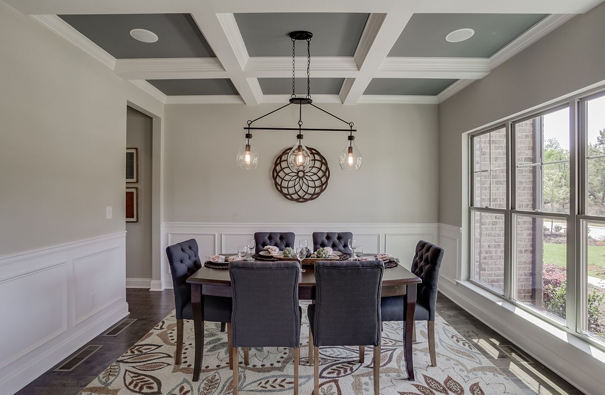 Living Area featured in the Millcreek at Concord Creek By SR Homes in Atlanta, GA