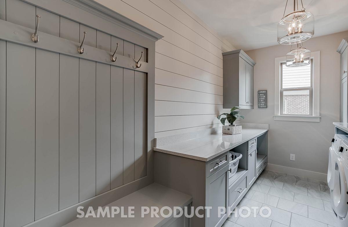 Living Area featured in the Burchfield at Montebello By SR Homes in Atlanta, GA