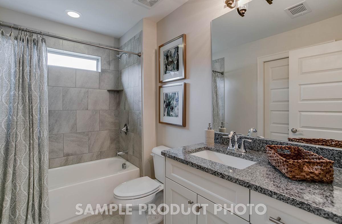 Bathroom featured in the Burchfield at Montebello By SR Homes in Atlanta, GA