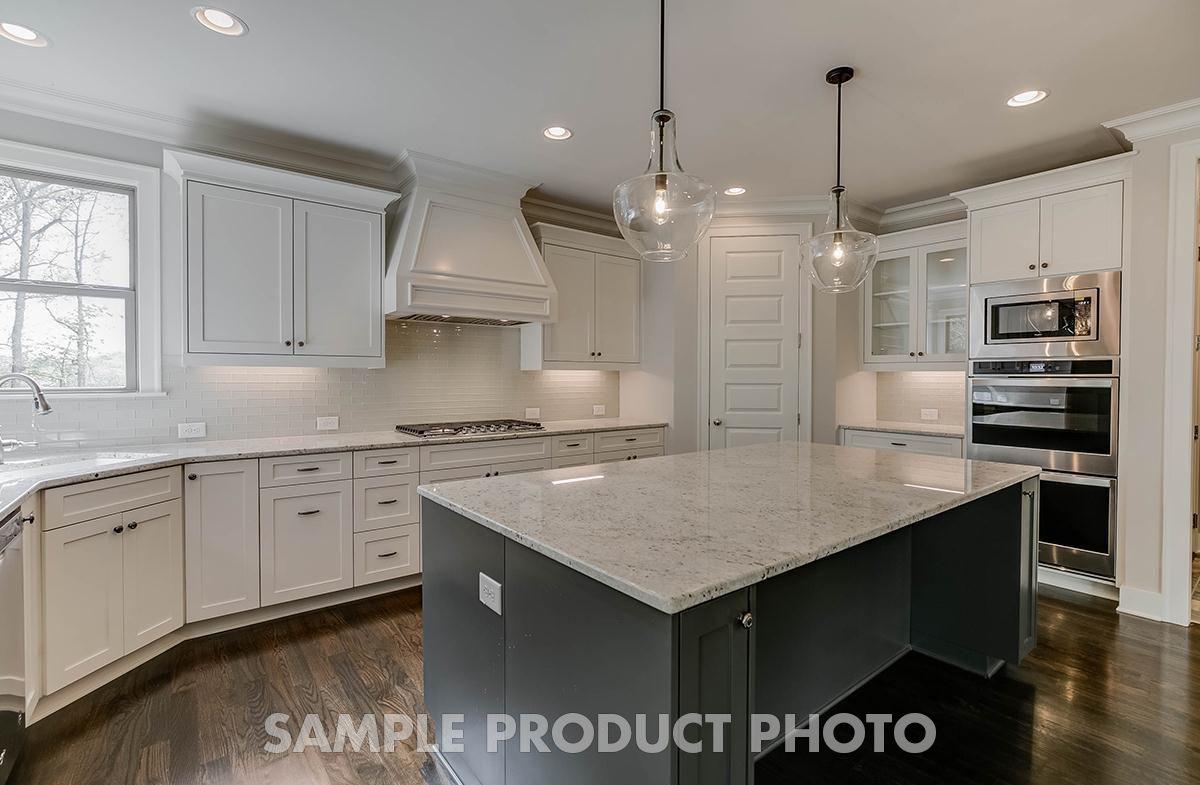 Kitchen featured in the Reynard at Montebello By SR Homes in Atlanta, GA