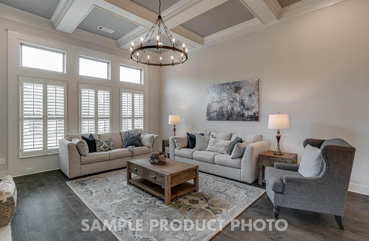 Living Area featured in the Brooklyn at Stonewood By SR Homes in Athens, GA