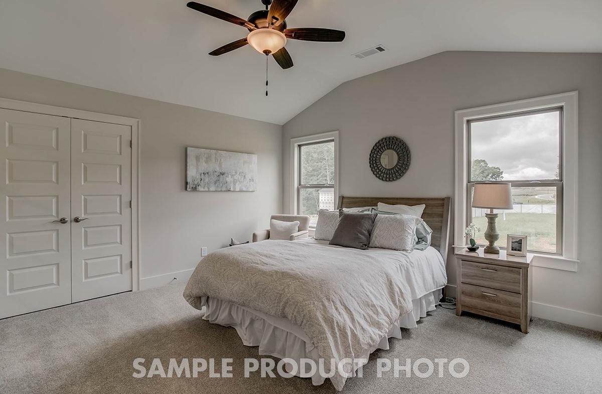 Bedroom featured in the Brooklyn at Stonewood By SR Homes in Athens, GA