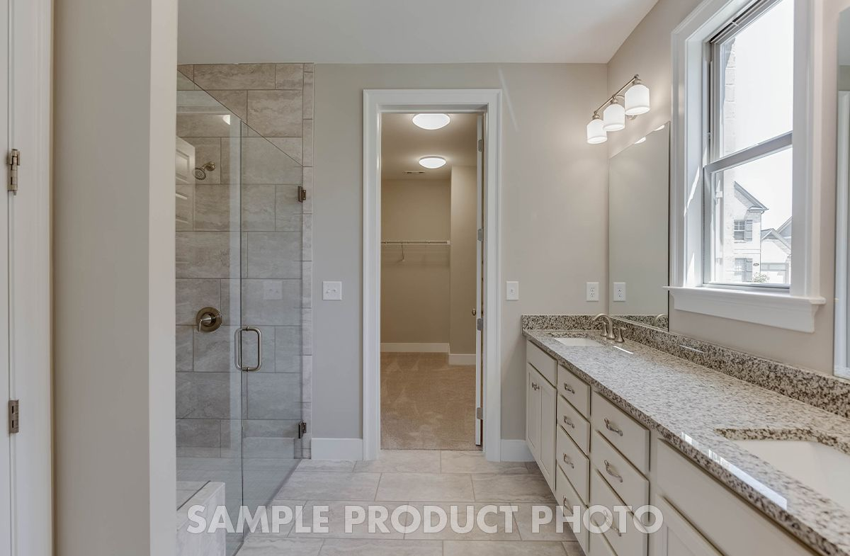 Bathroom featured in the Holly at Stonewood By SR Homes in Athens, GA