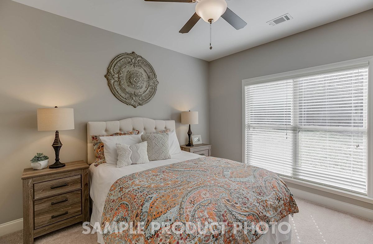 Bedroom featured in the Rosewood at Stonewood By SR Homes in Athens, GA