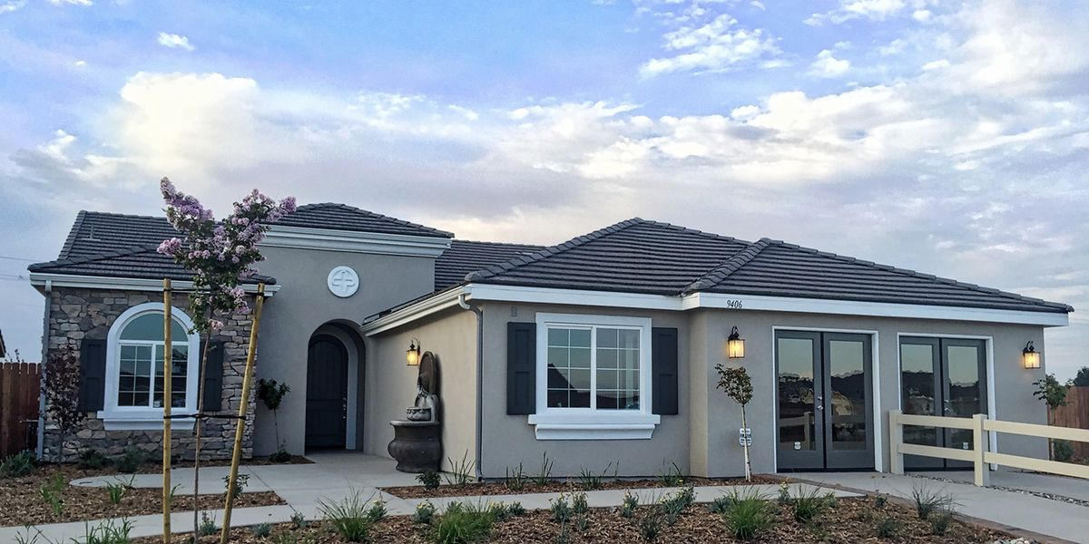 Wildhorse At Bridle Creek In Bakersfield Ca By S S Homes