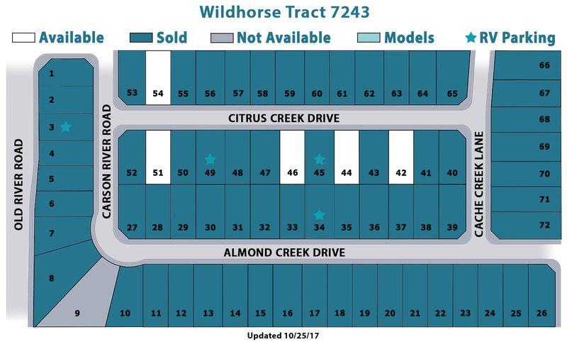 Wildhorse Tract 7243