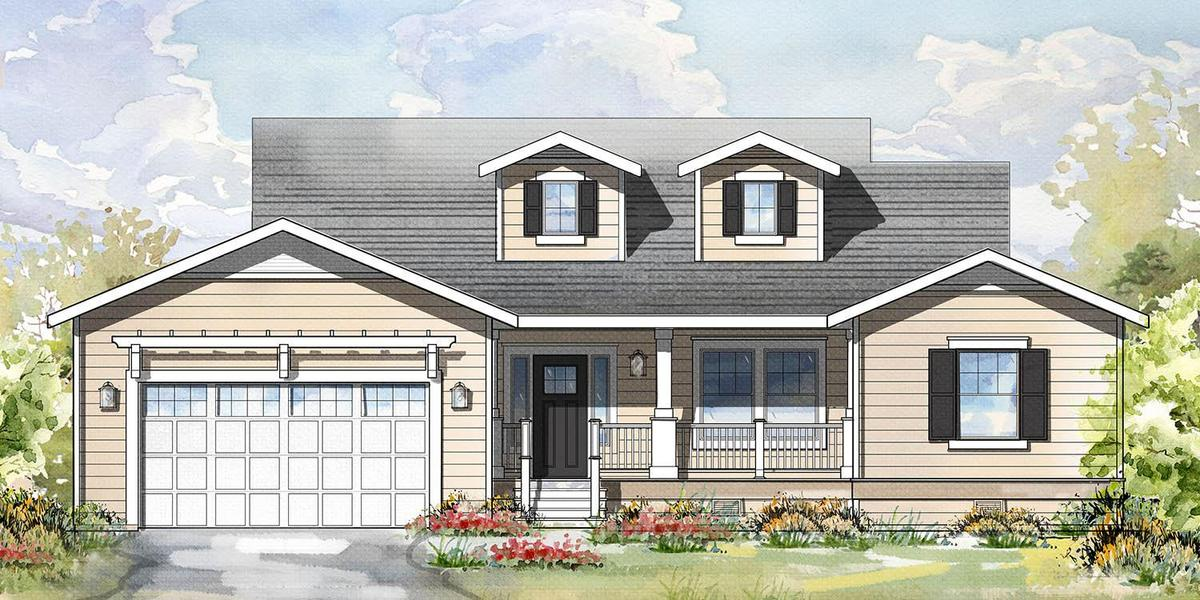 Lot 4 Elevation
