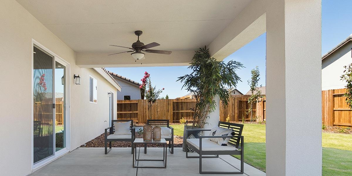 Exterior featured in the Sedona + Studio By S & S Homes in Bakersfield, CA