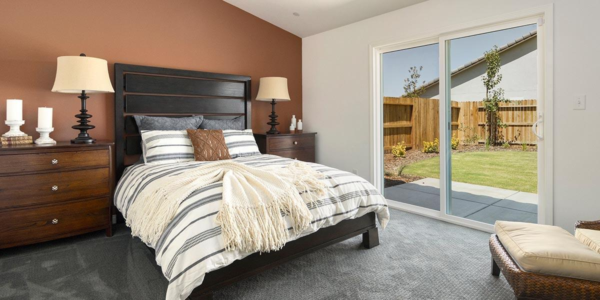 Bedroom featured in the Sedona + FlexSuite By S & S Homes in Bakersfield, CA