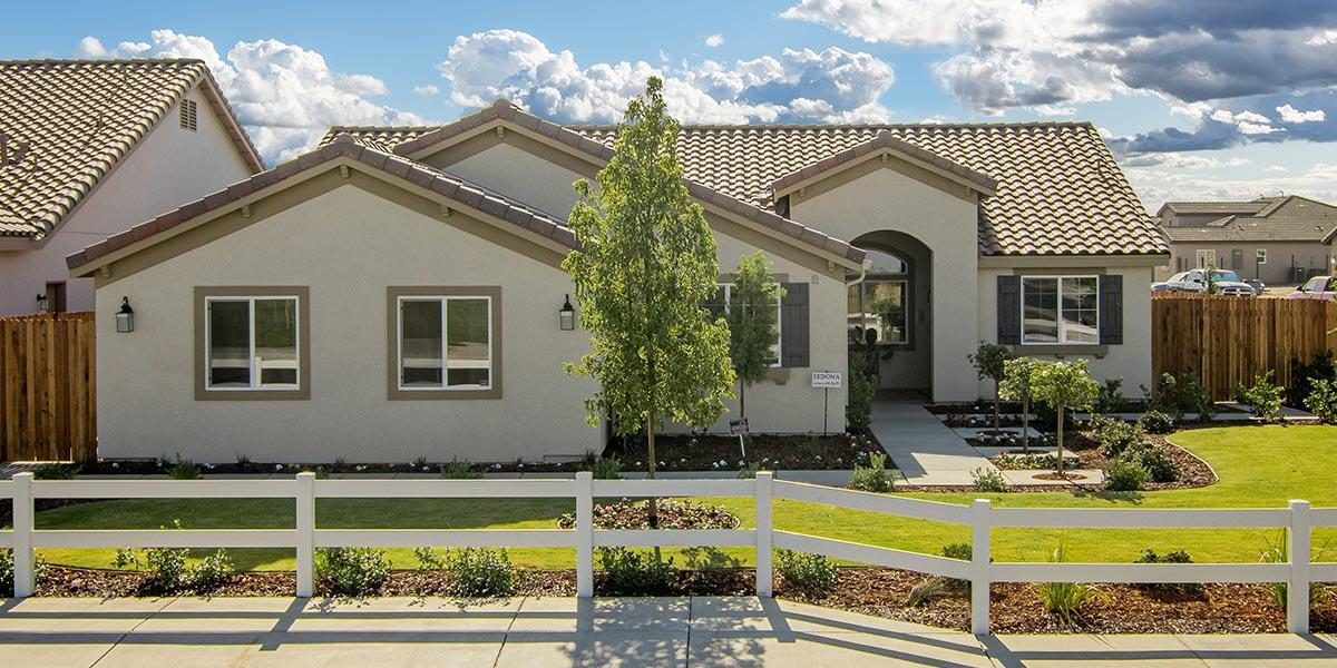 Exterior featured in the Sedona + FlexSuite By S & S Homes in Bakersfield, CA