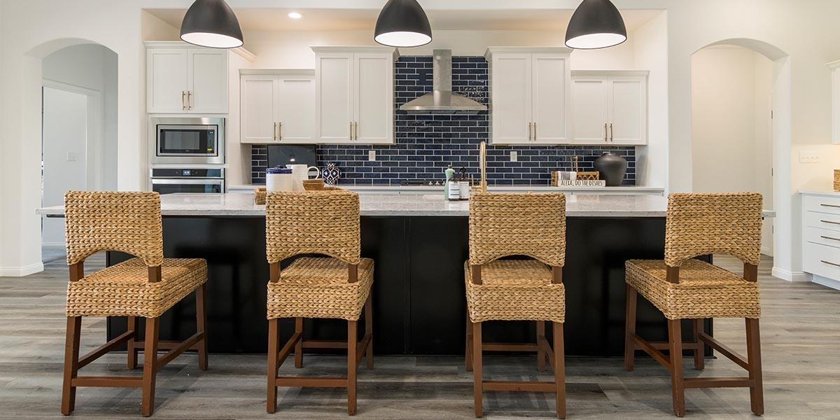 Kitchen featured in the Shasta + 5th Bedroom By S & S Homes in Bakersfield, CA