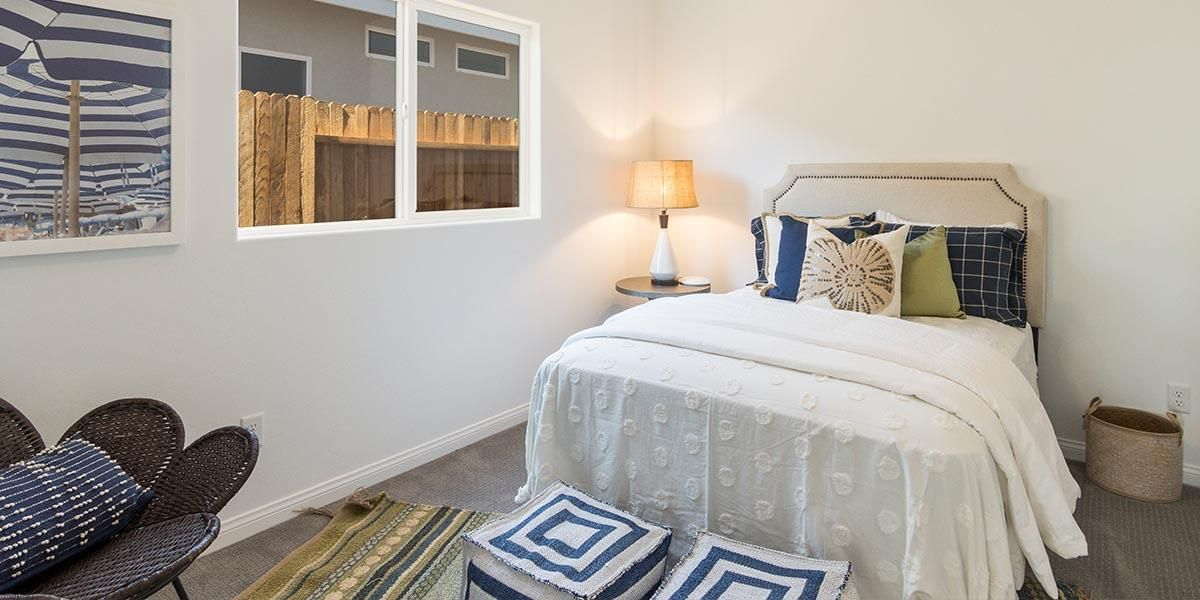 Bedroom featured in the Shasta By S & S Homes in Bakersfield, CA