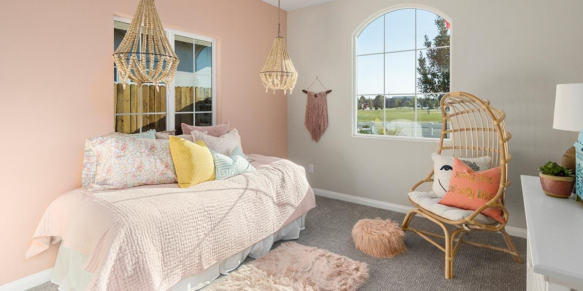 Bedroom featured in the Sonoma By S & S Homes in Bakersfield, CA
