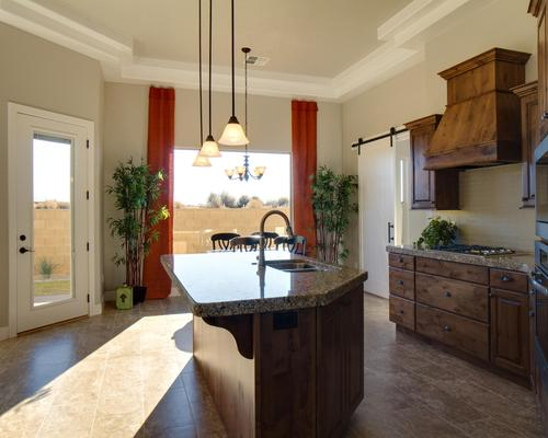 Kitchen-in-2394-at-White  Rocks at the Ledges-in-Saint George