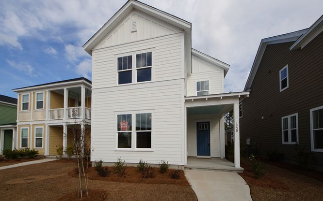 Parker Floor Plan:1730 Sparkleberry Lane, Whitney Lake, Johns Island, South Carolina
