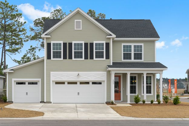 Keowee Traditional A Elevation