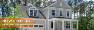 homes in Chastain Glen at Five Forks | Simpsonville, SC by Sabal Homes