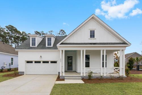 Chastain Glen at Five Forks | Simpsonville, SC by Sabal Homes in Greenville-Spartanburg South Carolina