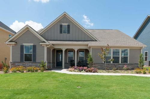 Hunters Crossing by Sabal Homes in Greenville-Spartanburg South Carolina