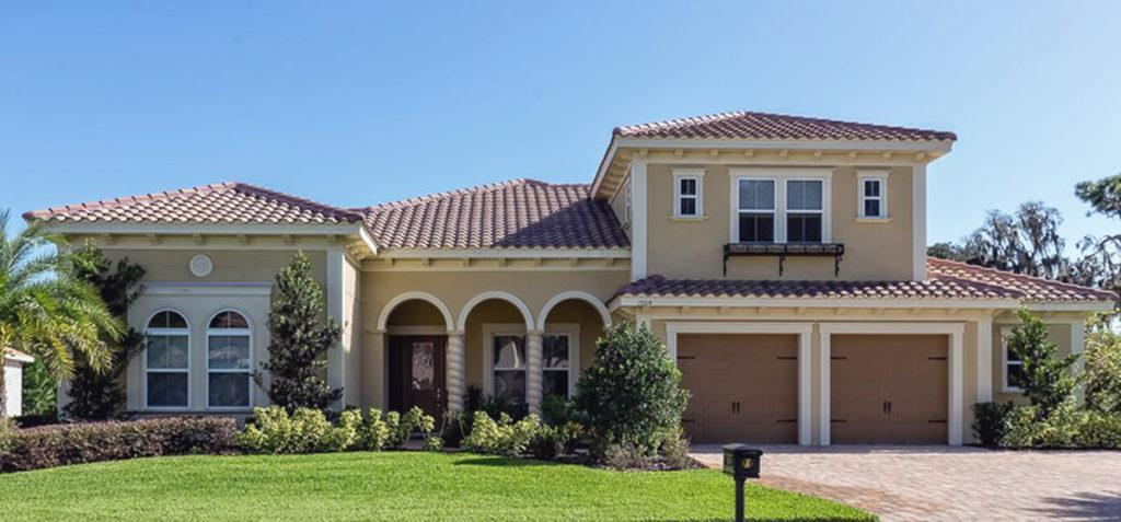 Exterior featured in the Westwind Bonus and Powder Bath By Sabal Homes of Florida