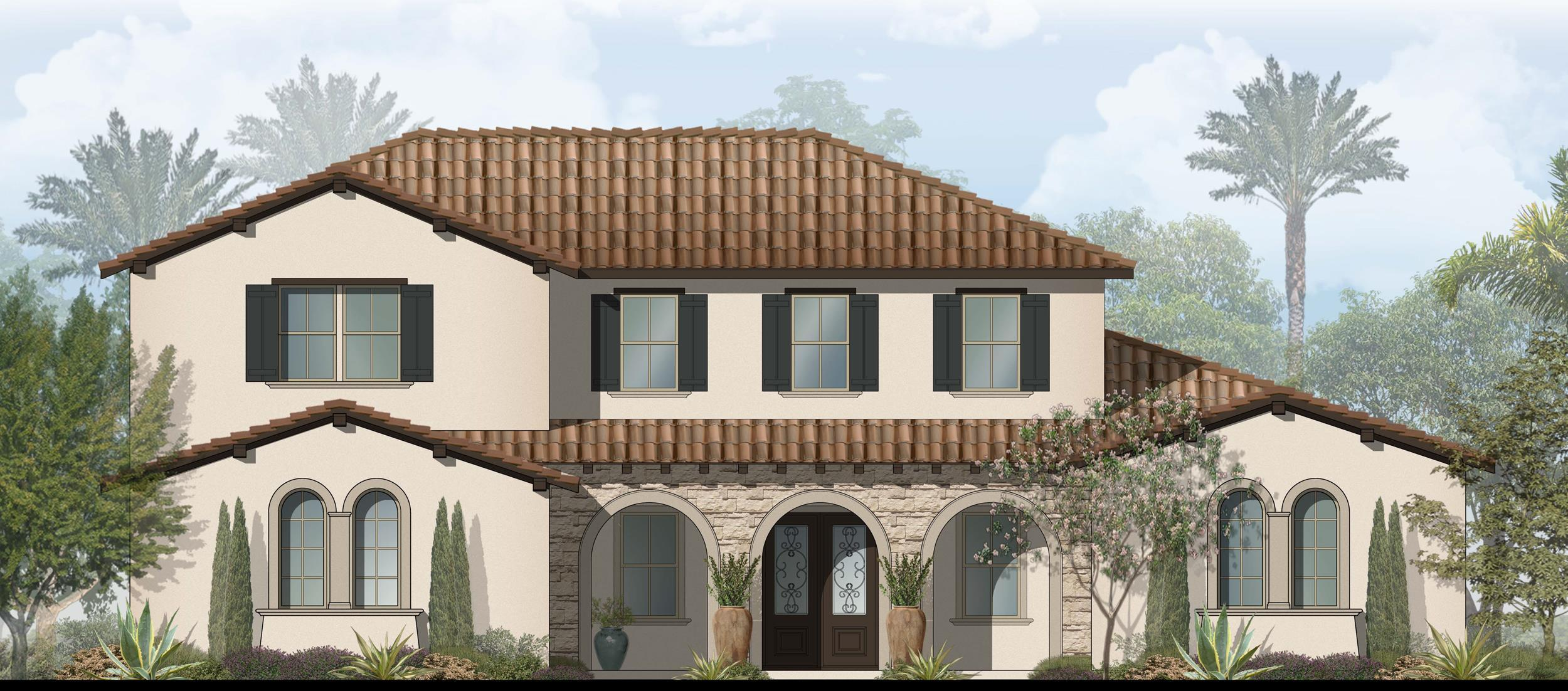 Exterior featured in the Tradewinds By Sabal Homes of Florida in Tampa-St. Petersburg, FL