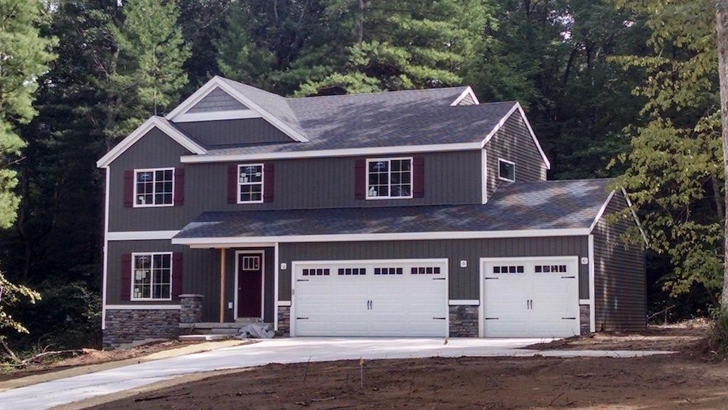 Exterior featured in the Karolynn  By Sable Homes in Grand Rapids, MI