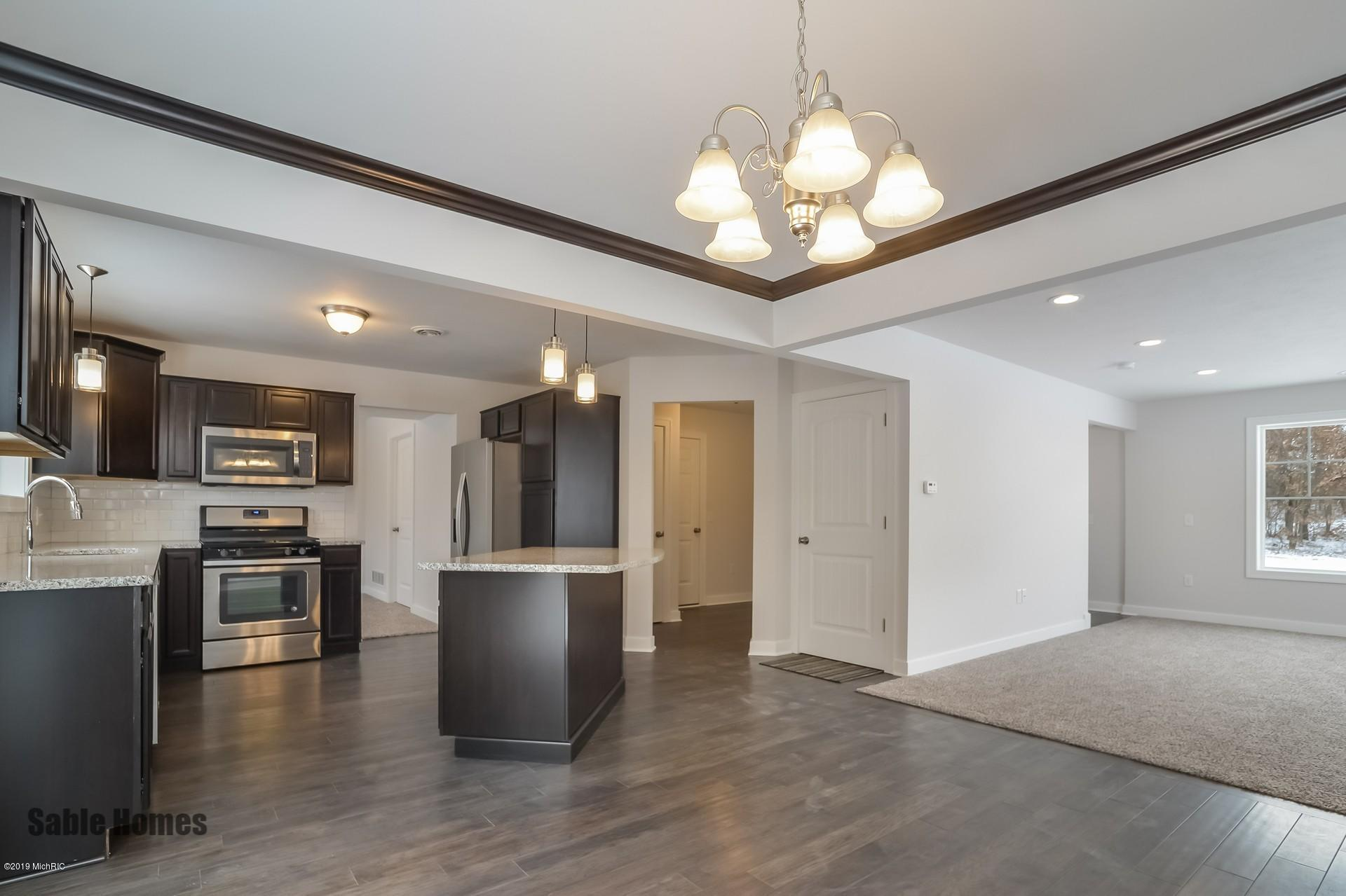 'Ridge Water Estates' by Sable Homes in Grand Rapids
