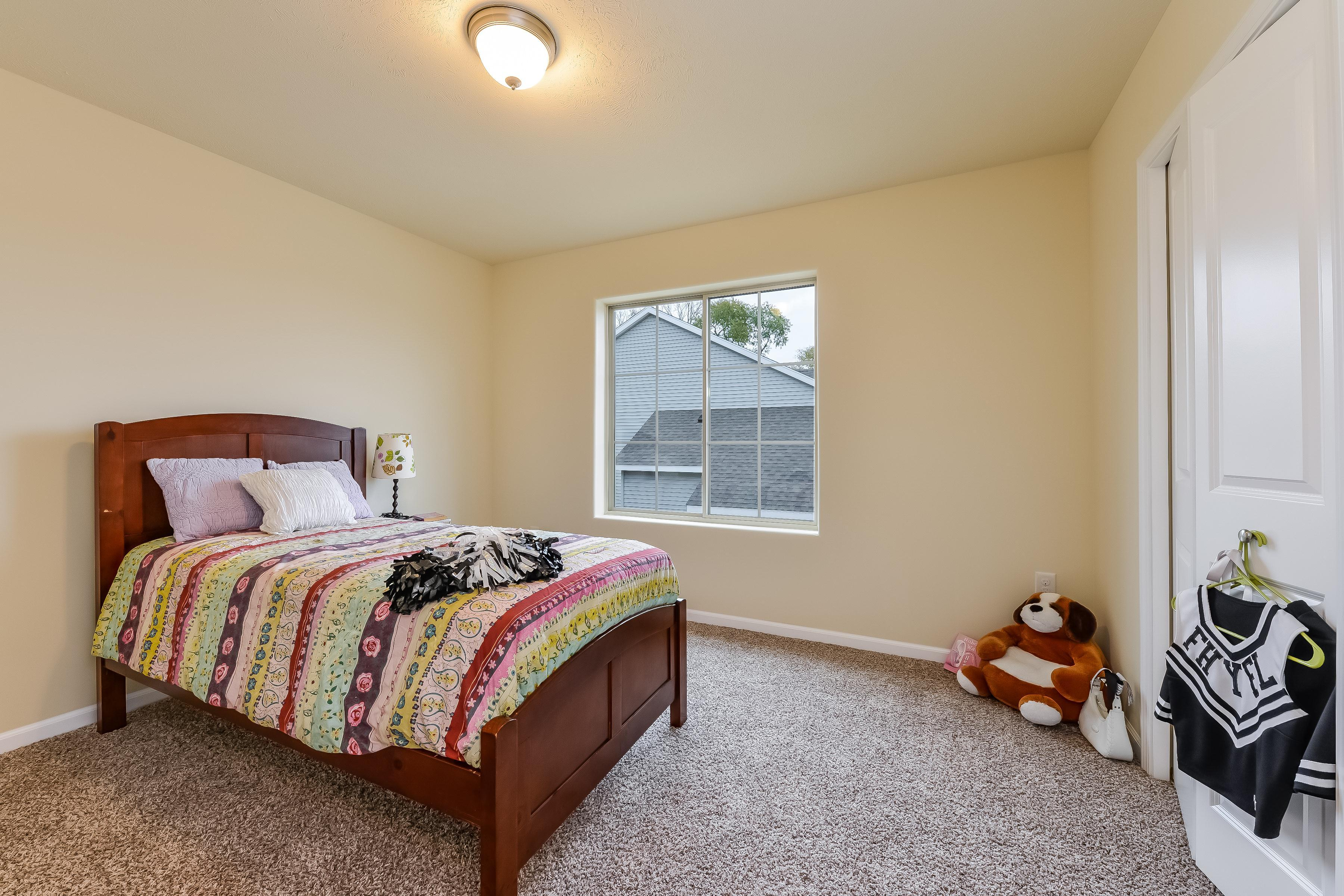 Bedroom featured in the Vienna By Sable Homes in Grand Rapids, MI