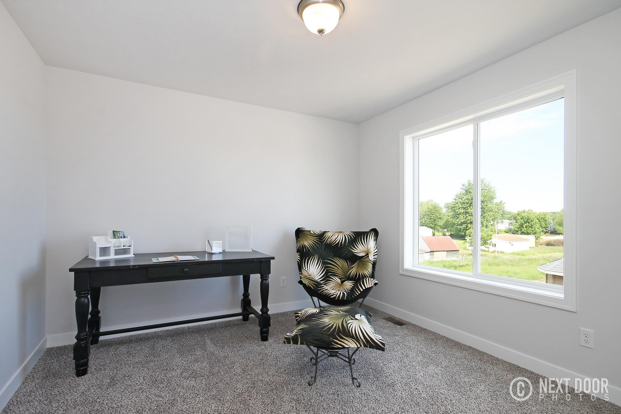 Living Area featured in the Karolynn  By Sable Homes in Grand Rapids, MI