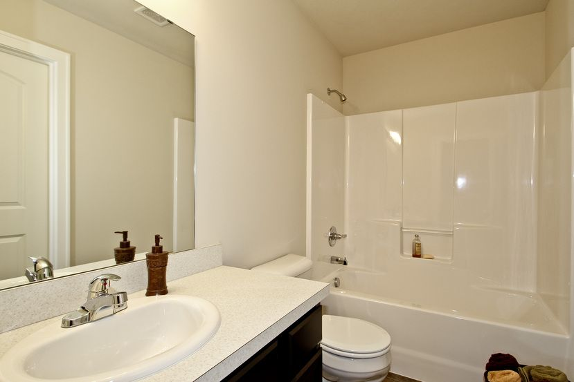 Bathroom featured in the London By Sable Homes in Grand Rapids, MI