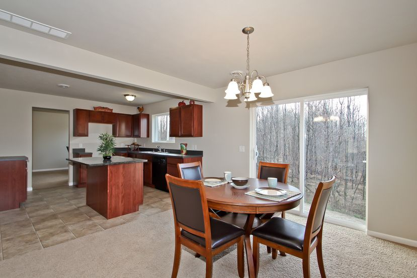 Kitchen featured in the Reno By Sable Homes in Grand Rapids, MI