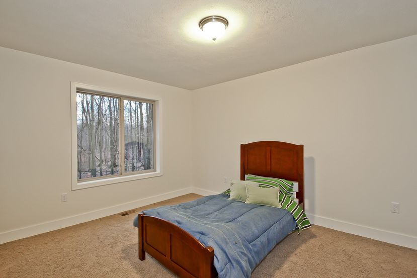 Bedroom featured in the Charlotte By Sable Homes in Grand Rapids, MI