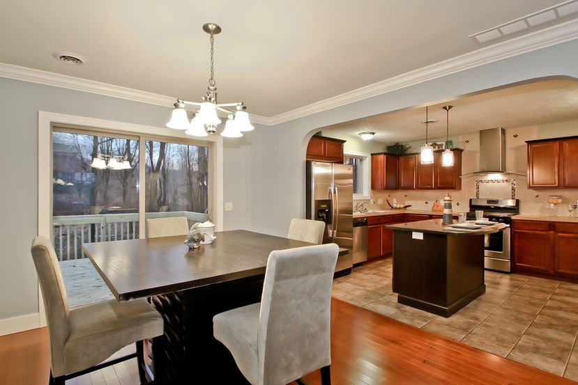 Kitchen featured in the Charlotte By Sable Homes in Grand Rapids, MI