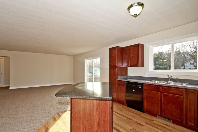 Kitchen featured in the Bayberry By Sable Homes in Grand Rapids, MI
