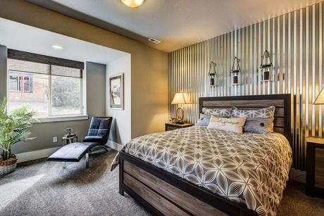 Bedroom-in-The Cherry Creek-at-The Sanctuary-in-Monument