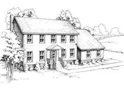 Williamsburg A - Saddlehorn: Pelzer, South Carolina - Saddlehorn