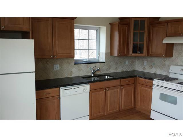 Kitchen featured in the Amherst By Harness Estates  in Orange County, NY
