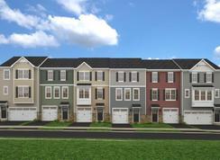 Abigail - HYDE PARK OVERLOOK: Essex, Maryland - Sage Homes