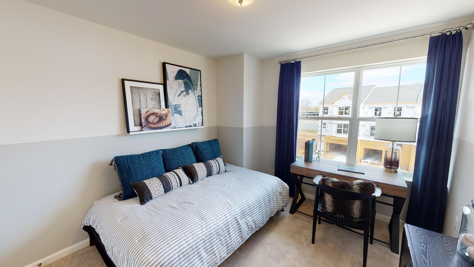 Bedroom featured in the Shana By Sage Homes in Baltimore, MD