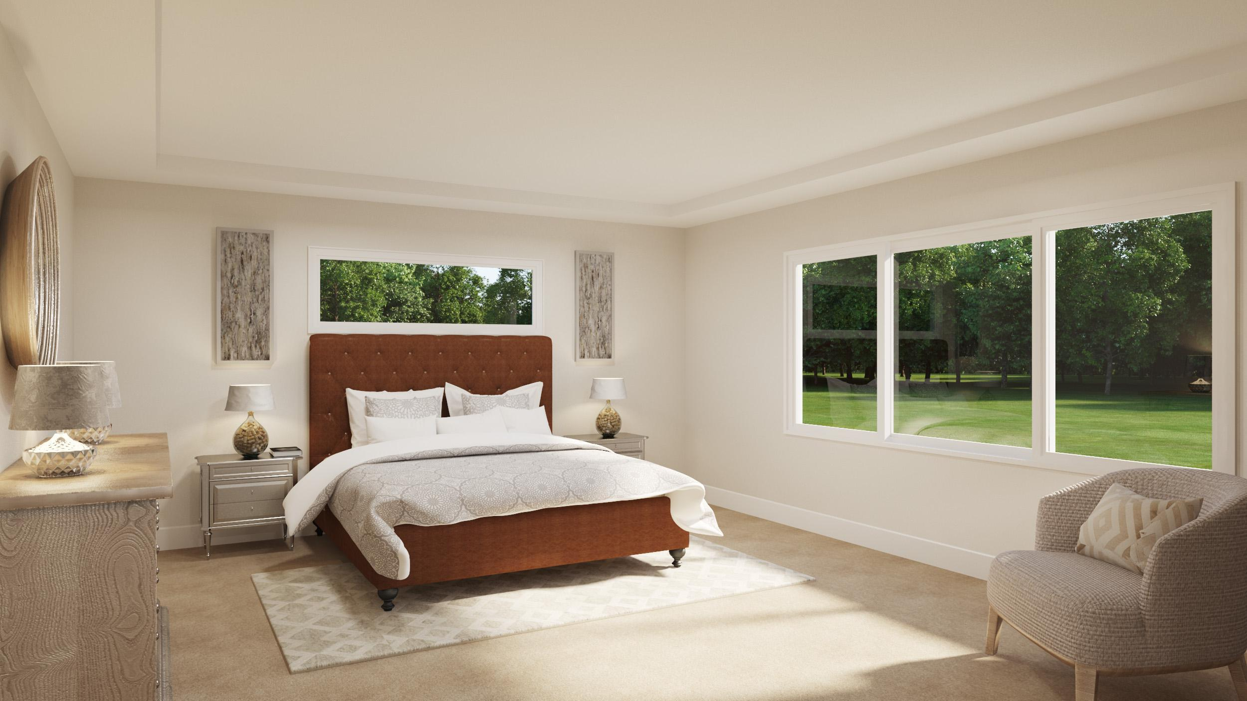 Bedroom featured in the Whidbey By Sager Family Homes in Tacoma, WA