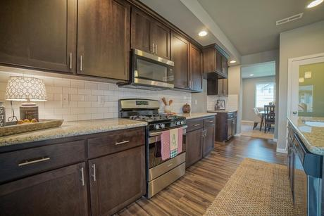 Kitchen-in-Dover-at-Sager Family Homes-in-Tacoma