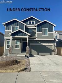Evans - Creekside at Lorson Ranch: Colorado Springs, Colorado - Tralon Homes LLC