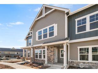 Spruce - Mountain's Edge: Fort Collins, Colorado - Tralon Homes LLC