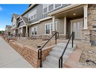 Granite - Mountain's Edge: Fort Collins, Colorado - Tralon Homes LLC