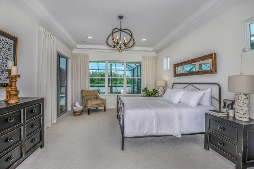 Bedroom featured in The Savannah By Cardel Homes in Tampa-St. Petersburg, FL