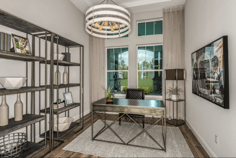 Living Area featured in The Henley By Cardel Homes in Tampa-St. Petersburg, FL