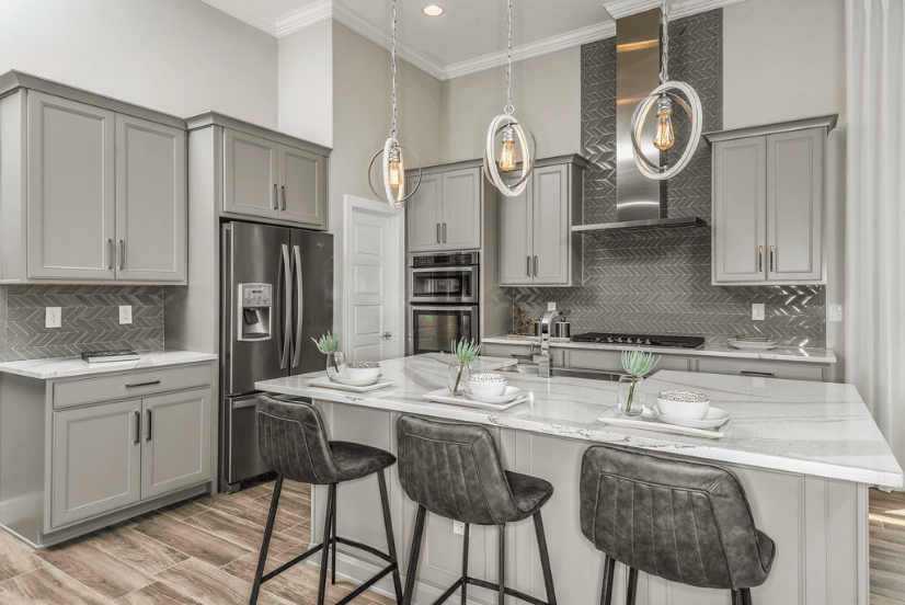 Kitchen featured in The Henley By Cardel Homes in Tampa-St. Petersburg, FL