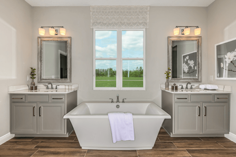 Bathroom featured in The Henley By Cardel Homes in Tampa-St. Petersburg, FL